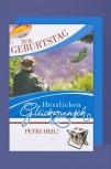 Glückwunschkarte - Geburtstag Petri Heil!