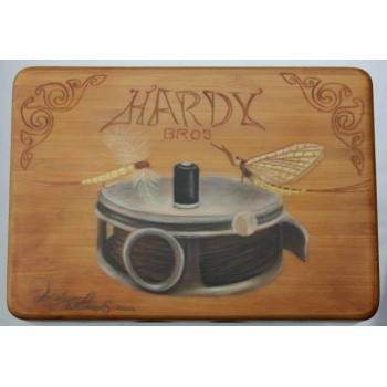 Fliegendose Hardy Bros