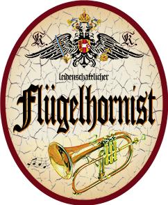 Flügelhornist +