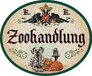 Zoohandlung +