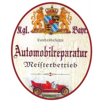 Automobilreperatur (Bayern)