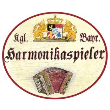 Harmonikaspieler (Bayern)