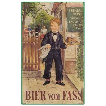 Bier vom Fass Kellner