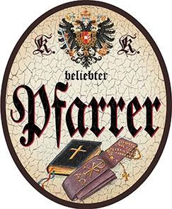 Pfarrer +