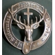 hat pin -  Styrian hunting protect association real silver