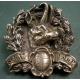 hat pin -  SALZBURGER hunting protect association real silver