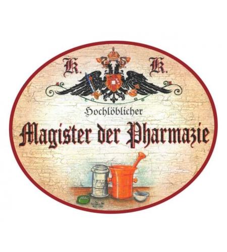 Magister Nostalgieschild