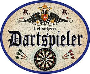 Dartspieler