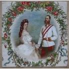 Servietten Sissi und Franz