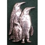 B43 Pinguinfamilie