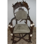 antlers chair