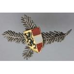 Bruch mit Salzburger Wappen
