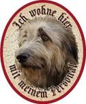 Hund 46 Irischer Wolfshund +