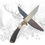 Jagdmesser mit Hirschhorn