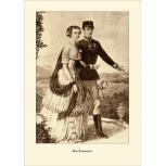 Das Kaiserpaar Gloriette Wien