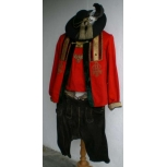 antique tirolean costume