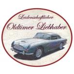 Oldtimer Liebhaber Aston Martin