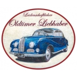 Oldtimer Liebhaber BMW