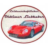 Oldtimer Liebhaber Ferrari
