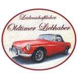 Oldtimer Liebhaber MG Cabrio