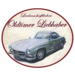 Oldtimer Liebhaber Mercedes SL
