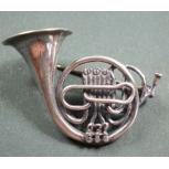 pin - bugle