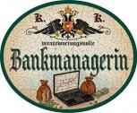 Bankmanagerin +