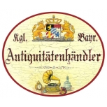 Antiquitaetenhaendler (Bayern)