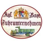 Fuhrunternehmen LKW (Bayern)