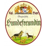 Hundefreundin (Bayern)