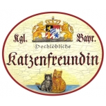Katzenfreundin (Bayern)