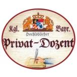 Privat - Dozent (Bayern)