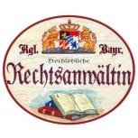 Rechtsanwältin (Bayern)