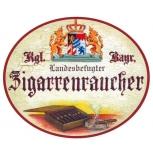 Zigarrenraucher (Bayern)