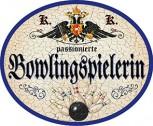 Bowlingspielerin +