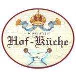 Hof - Kueche oval