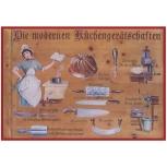 Moderne Küchengerätschaften
