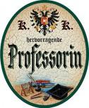 Professorin +