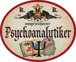 Psychoanalytiker +