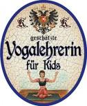 Yogalehrerin für Kids +